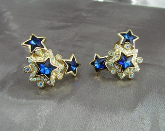 e02600b25dd YSL Vintage Earrings, Yves Saint Laurent Fantasy jewels