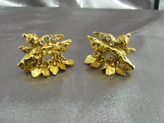 CHRISTIAN LACROIX Vintage Earrings, Christian Lac… - image 6