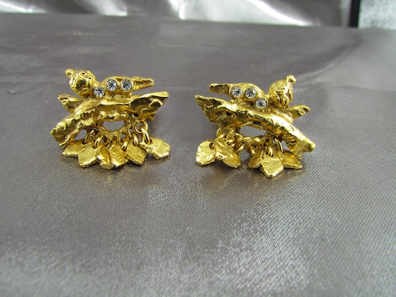 CHRISTIAN LACROIX Vintage Earrings, Christian Lac… - image 4