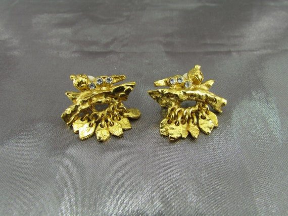 CHRISTIAN LACROIX Vintage Earrings, Christian Lac… - image 2
