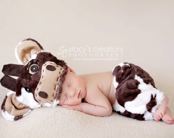Newborn Cow Set