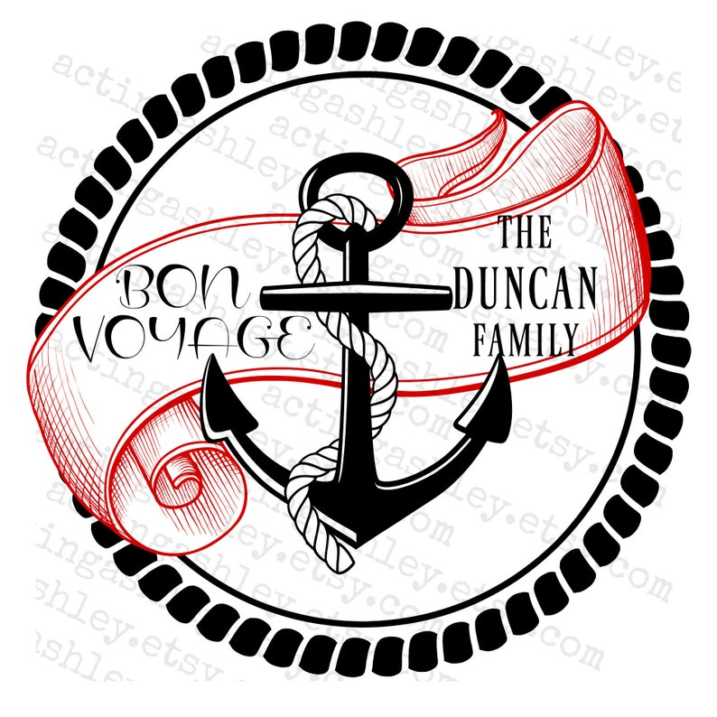 Image result for etry bon voyage cruise door magnet