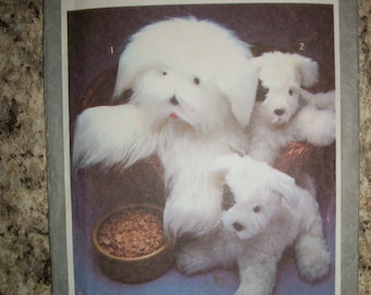 Items Similar To Cerberus The Three Headed Dog Stuffed Puppy On Etsy