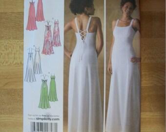 b6d88e48748 Vogue 2717 Bridal Original Misses Size 6810 Bridal Gown