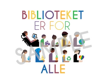 Norwegian Rainbow Libraries Are For Everyone