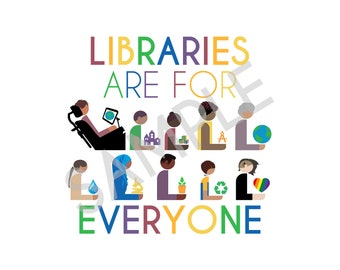 English Rainbow Libraries Are For Everyone