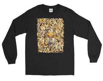 Gold Tut Long Sleeve T-Shirt