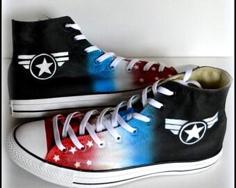 b5b3e5d5fa50 Custom Mens Shoes Mens Vans Mens Generic Shoes Painted