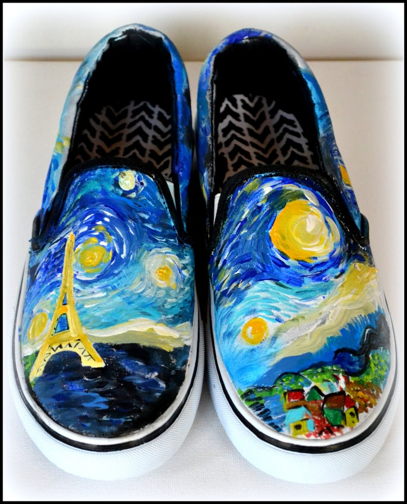 Womens Van Gogh Shoes da9426ced