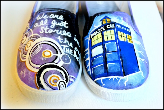 3598847276a Womens Doctor Who Shoes