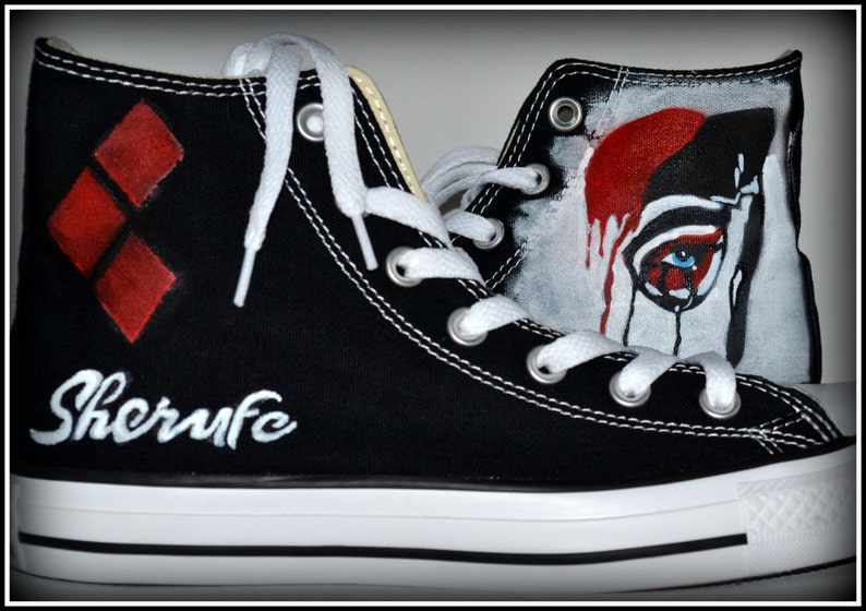 a77d3b271dd1 Custom Womens Shoes Painted Womens Shoes Painted Converse