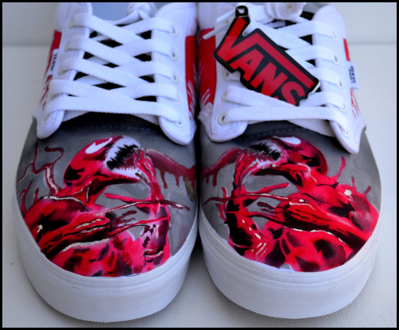 6a32cbf7e36f Custom Mens Shoes Mens Vans Mens Generic Shoes Painted