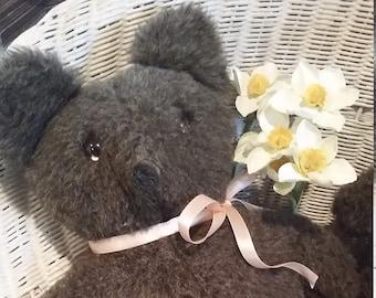 Vintage Possum Trot Teddy Bear
