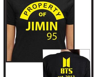 BTS North America Tour Dates Kpop Jungkook V Jin Suga Jimin | Etsy