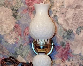 Electric milk glass | Etsy