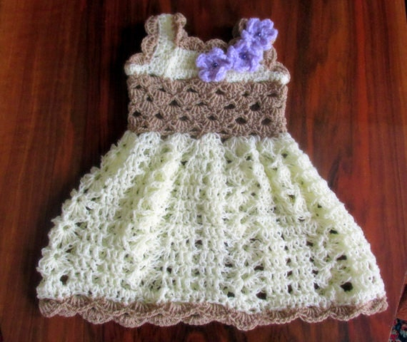 Crochet Pattern Toddler Dress Pattern Girl Dress Crochet Etsy