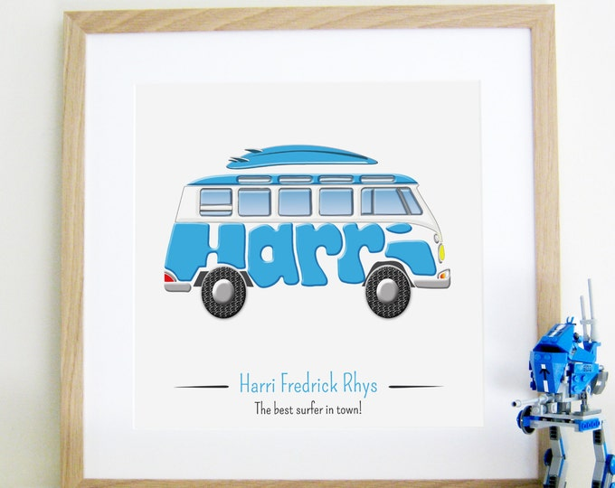 Personalised Campervan
