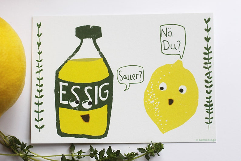 friendship lemon vinegar image 0