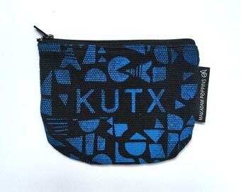 Kutx - Black - Geo Blue