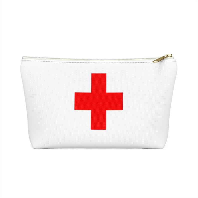 Cross Bag Hangover Kit Bachelorette Party Bag Accessory Pouch image 0