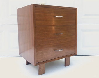 Small Mid-Century Dresser by George Nelson for Herman Miller