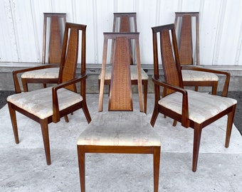 Mid-Century Modern Dining Chairs by American of Martinsville