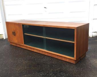 Vintage Teak Credenza or TV Console