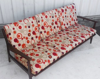 Mid-Century Sofa by Baumritter