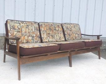Mid-Century Modern Sofa by Otto Gerdau