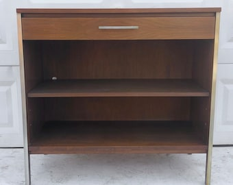 Mid-Century Single Drawer Cabinet- Paul McCobb