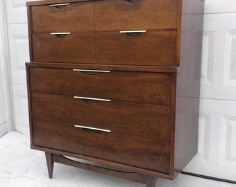 """Kent Coffey Highboy Dresser, """"Tableau"""""""