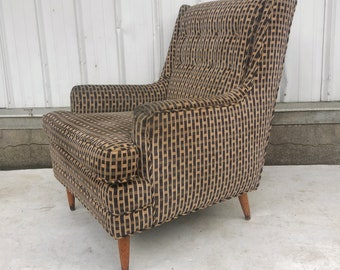 Mid-Century Modern Vintage Lounge Chair