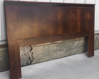 Mid-Century Full Size Headboard by Dillingham