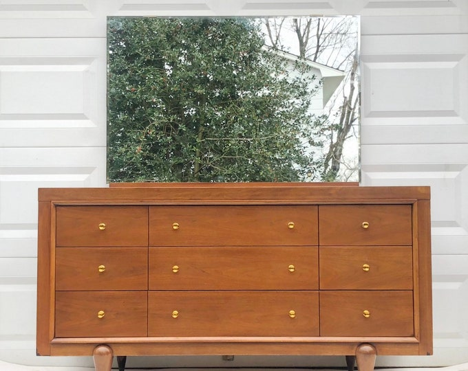 Featured listing image: Mid-Century Bedroom Dresser by Kent Coffey