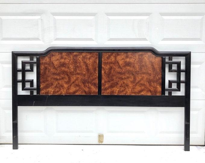 Vintage Modern King Size Bed Headboard