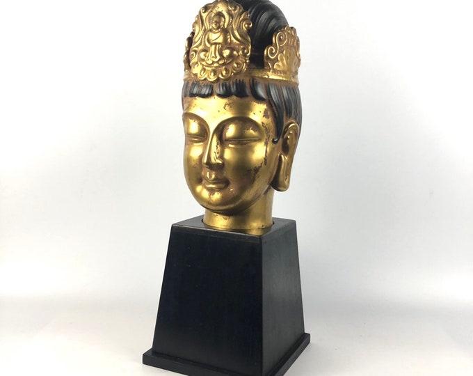 Impressive Sculptural Buddha
