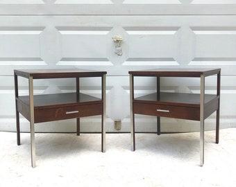 Mid-Century Paul McCobb End Tables