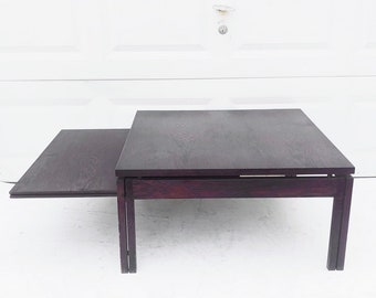 Vintage Expandable Coffee Table