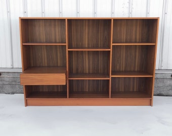 Mid-Century Danish Teak Bookcase by Jesper International