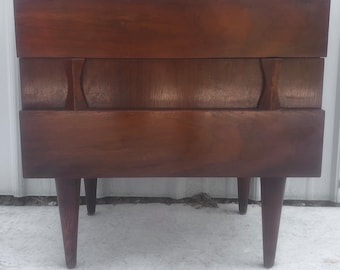 Mid-Century Nightstand by American of Martinsville