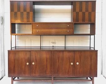 Mid-Century Modern Sideboard by Stanley Furniture