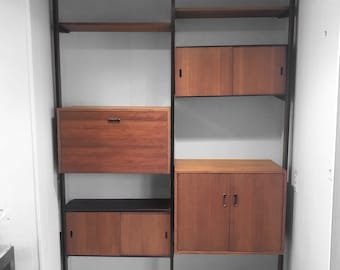 Mid-Century Modern Shelving Unit after George Nelson
