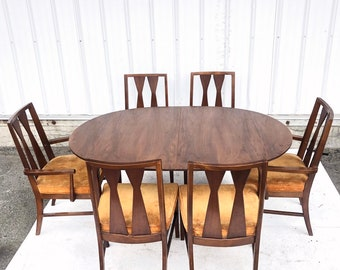 Mid-Century Modern Dining Room Set