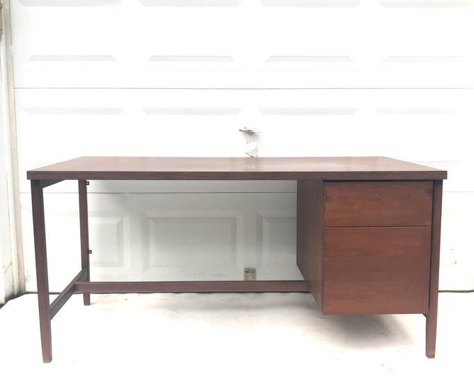 Mid-Century Executive Desk by Knoll International