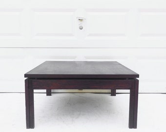 Vintage Coffee Table- Expanding Top