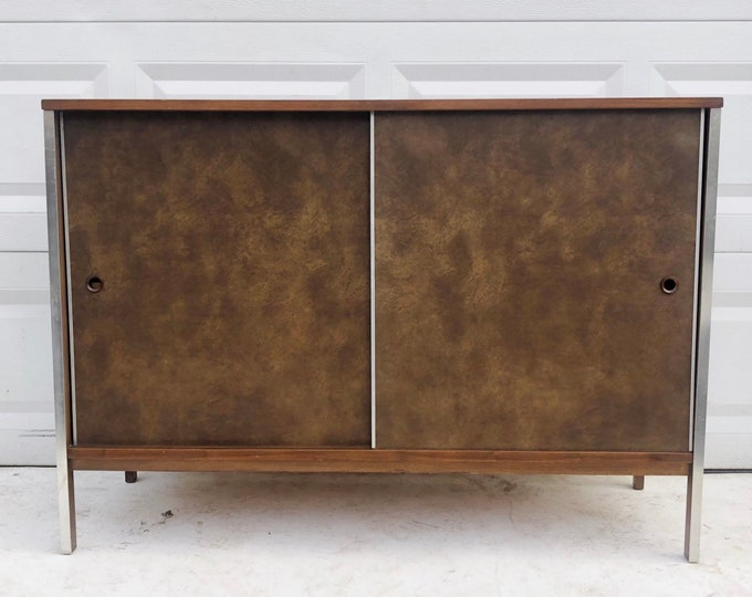 Featured listing image: Paul McCobb Sliding Front Sideboard