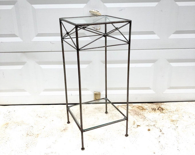 Tall Modern Side Table