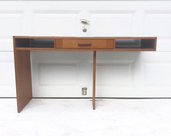 Modern Teak Writing Desk