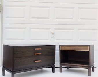 Rare Harvey Probber Nightstands