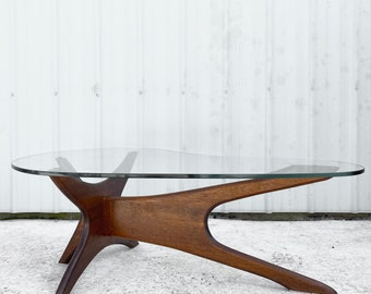 "Mid-Century ""jacks"" Style Coffee Table attributed to Adrian Pearsall"